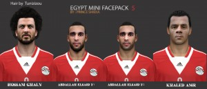 Download Egypt Mini Facepack 2014 by PrinCe Shieka