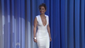 JENNIFER LOPEZ - HOT - The Tonight Show 06,16,14