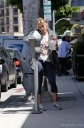 Hilary Duff - Shopping in Beverly Hills 6/16/14
