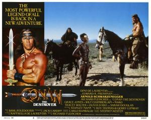 Конан Разрушитель / Conan the Destroyer (Арнольд Шварцнеггер, 1984) 12e485333901910