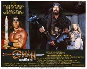 Конан Разрушитель / Conan the Destroyer (Арнольд Шварцнеггер, 1984) Addc5c333901864
