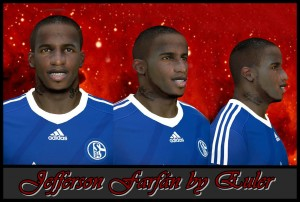 Download Jefferson Farfán Face For PES 2014