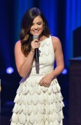 Lucy Hale - Performing at The Grand Ole Opry in Nashville 6/21/14