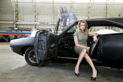 Amber Heard 'Drive Angry' Promos HQ x 8