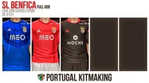 Download Benfica 2014-2015 Kits by Guilherme J.