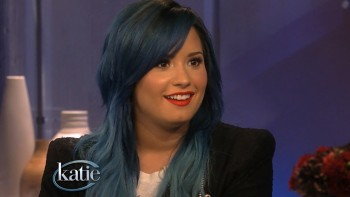 Demi Lovato - Katie Couric 26th June 2014 720p/1080i