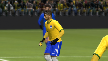 Download Brazil Player Gloves by Firas Zinou