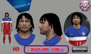 Download Jermaine Jones Face by ZIUTKOWSKI