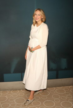 Leelee Sobieski - Gagosian Gallery Luncheon, June 25th 2014