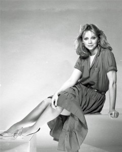 SHELLEY LONG - *LEGS* by Harry Langdon