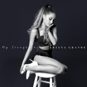 "Ariana Grande ""My Everything"" Album Cover"