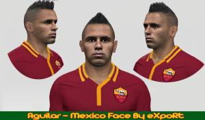 Download Aguilar - Mexico National Team by eXpoRt