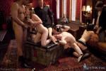 Marie Luv, Mona Wales : Slave Orgasm Overload - Kink/ TheUpperFloor (2014/ SiteRip)