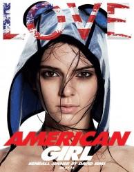 Kendall Jenner - Love Magazine