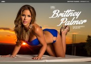 Brittney Palmer - Fitness Gurls, July 2014 (6xMQ, tagged)