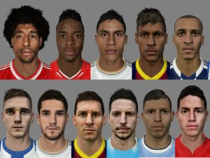 New Facepack - FIFA 14 by Josue_LMM92