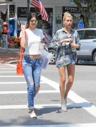 Kendall Jenner & Hailey Baldwin - Shopping in Southampton, NY 7/2/14