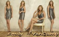 Emily VanCamp, Emmy Rossum, Kirsten Dunst, Michelle Hunziker (Wallpaper) 6x