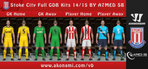 Download StokeCity Full GDB Kits 14/15 By A 7 M E D SB
