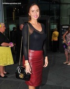 Jennifer Metcalfe - Browns, Liverpool, 28-Jun-14