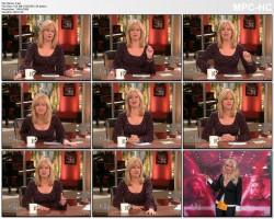BONNIE HUNT *discussing her CLEAVAGE* - 1.22.2009