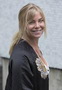 Samantha Womack - ITV Studios, London, 26-Jun-14
