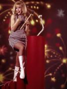 Barbara Eden- 1967 'I Dream of Jeannie' Fourth of July Promo Pics