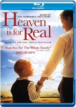 Heaven Is for Real 2014 m720p BluRay x264-BiRD