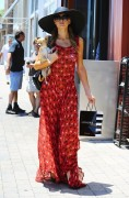 Paris Hilton - Shopping in Malibu 7/6/14