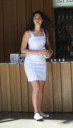 Emmy Rossum Out in Beverly HIlls 07/07/14