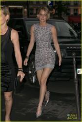Jennifer Lawrence - Dior Private Dinner in Paris 7/7/14