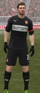 FIFA 14 KIT Vfb STUTTGART Third 14/15 by Kisake