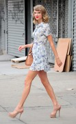 Taylor Swift - Leaving her Apartment 7/09/14