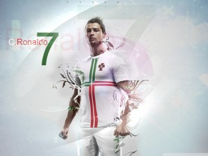 Background C.Ronaldo For Fifa 14 by mohamad