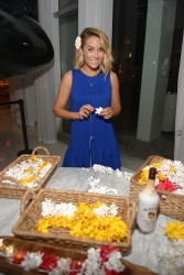 Lauren Conrad - Malibu Island Spiced Summer Soiree in Miami 7/9/14