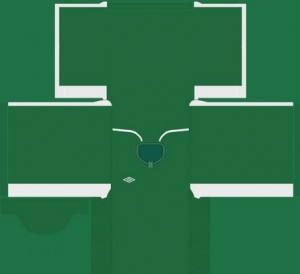 FIFA 14 - Ireland Home Kit 13-14 v2 by PeacemanNOT