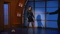 Chrissy Teigen | Late Night | July 7, 2014 | 720p Leggy