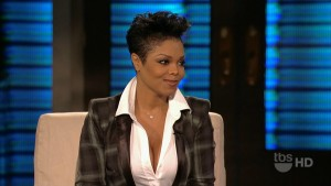 JANET JACKSON - interview - lopez tonight HD