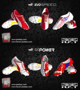 Download PUMA special edition boots by H.F.T