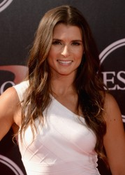 Danica Patrick - 2014 ESPY Awards in LA 7/16/14