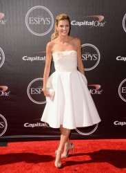 Erin Andrews - 2014 ESPY Awards in LA 7/16/14