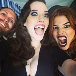 Kat Dennings Nice Instagram Pic - July 17, 2014