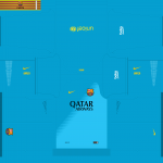 2014 FC Barcelona 14-15 Liga and CL v2 Kits by Tunevi