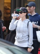 Katy Perry - Tight Spandex - Out and About In Toronto, Ontario - July 18 2014