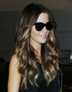 Kate Beckinsale arrives at LAX Airport 07/17/14