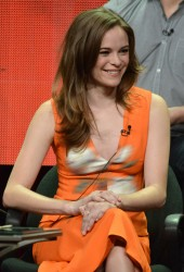 Danielle Panabaker The CW Summer TCA Tour 07-18-2014
