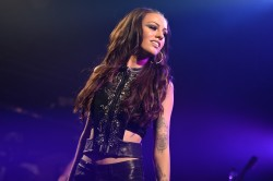 Cher Lloyd performing at G-A-Y in London 07-19-2014 (Ass Shot)