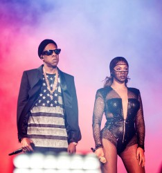Beyonce Knowles 'On The Run' Tour at Mercedes-Benz Superdome 07-20-2014