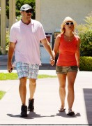 Britney Spears shopping with David x55 HQ July 22 2014
