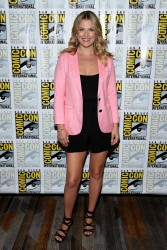 Ali Larter - 2014 Comic-Con 'Legends' Press Line in San Diego 7/24/14